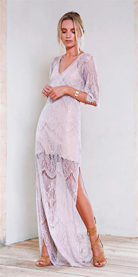 Trendy Suggestions: 15 Beach Wedding Guest Dresses
