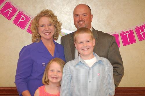 Amy, Tony, Josh & Emily