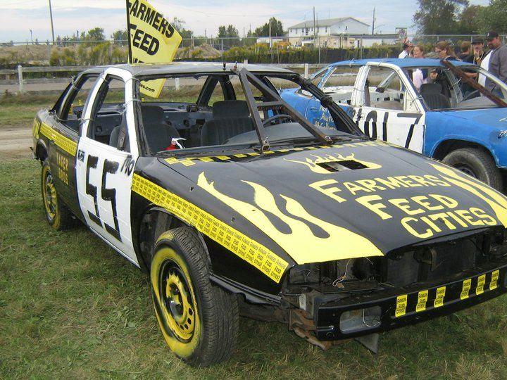 Cool Derby Car Paint Jobs