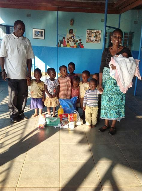 Catherine in Malawi: Missionaries of Charity Orphanage