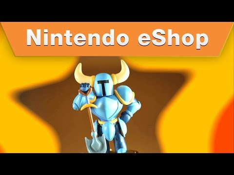 Shovel Knight amiibo Revealed