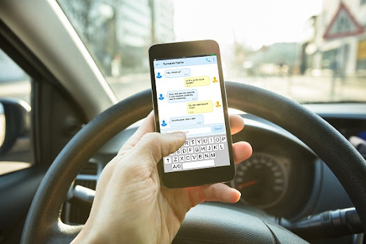 4 Tips to Prevent Distracted Driving