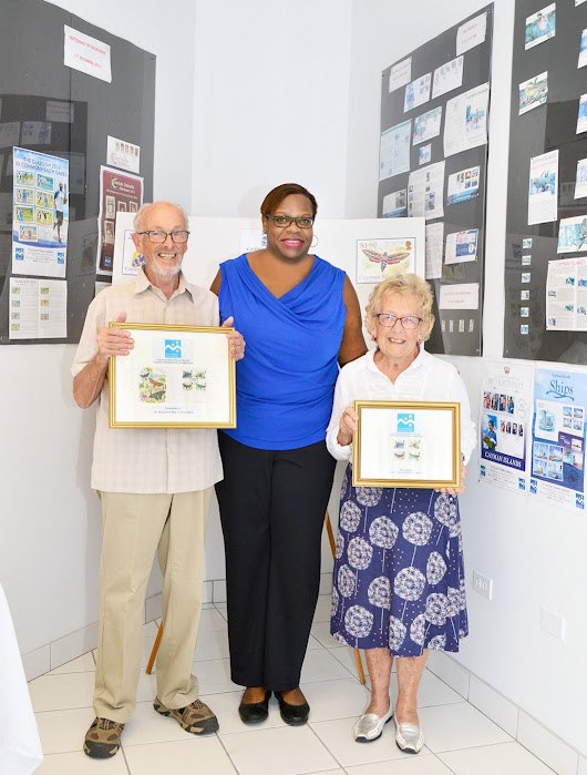 Moths make their mark on Cayman stamps | Cayman Compass