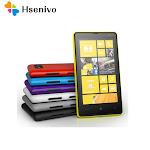Hot sale Original Unlocked Nokia Lumia 820 phone GSM 3G 4G 4.3'' Touch 8GB NFC WIFI GPS 8MP Camera Unlocked Windows Mobile Phone Full set with box Blu