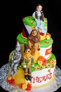 Birthday Party Ideas The Wizard Of Oz Birthday