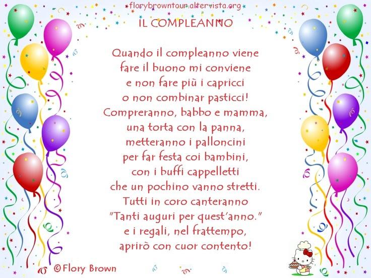 Auguri Compleanno Rima