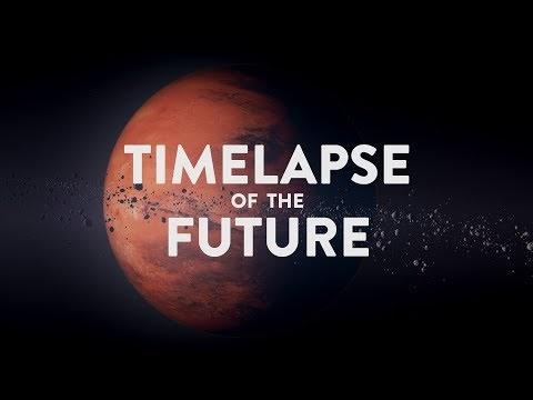 TIMELAPSE DEL FUTURO: Un Viaggio alla Fine del Tempo (4K)