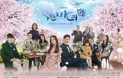 Drama Korea Good Witch Sub Indo 1-40 END