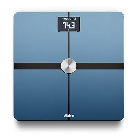 withings scale body fat percentage accuracy