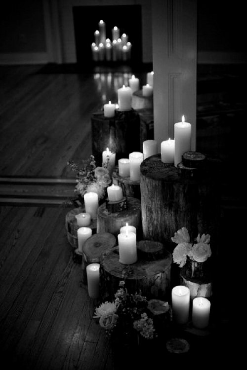 FOLLOW THE CANDLES TO WHERE THEY MAY LEAD YOU. BUT BE WARNED, YOU MIGHT NOT BE SO HAPPY WITH YOUR FINAL DESTINATION.
