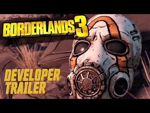 Borderlands 3 has gone gold