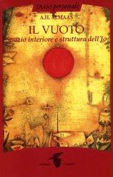 Il Vuoto - Spazio Interiore e Struttura dell'Io - Libro