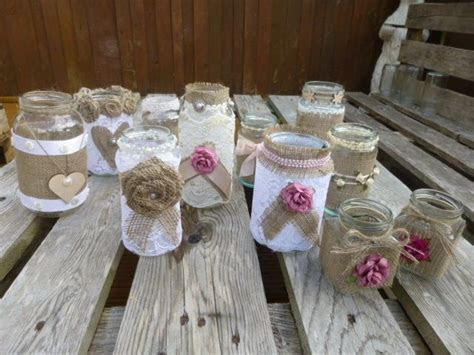 170 best images about Outdoor weddings & glass jar tea