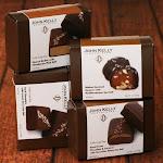 John Kelly - Truffle Fudge Bites 2 oz Peanut Butter with Himalaya Pink Salt