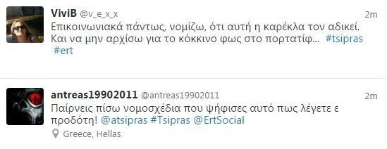 ΧΑΜΟΣ στο Twitter - ΔΕΙΤΕ τα σχόλια για τη συνέντευξη Τσίπρα - Φωτογραφία 3