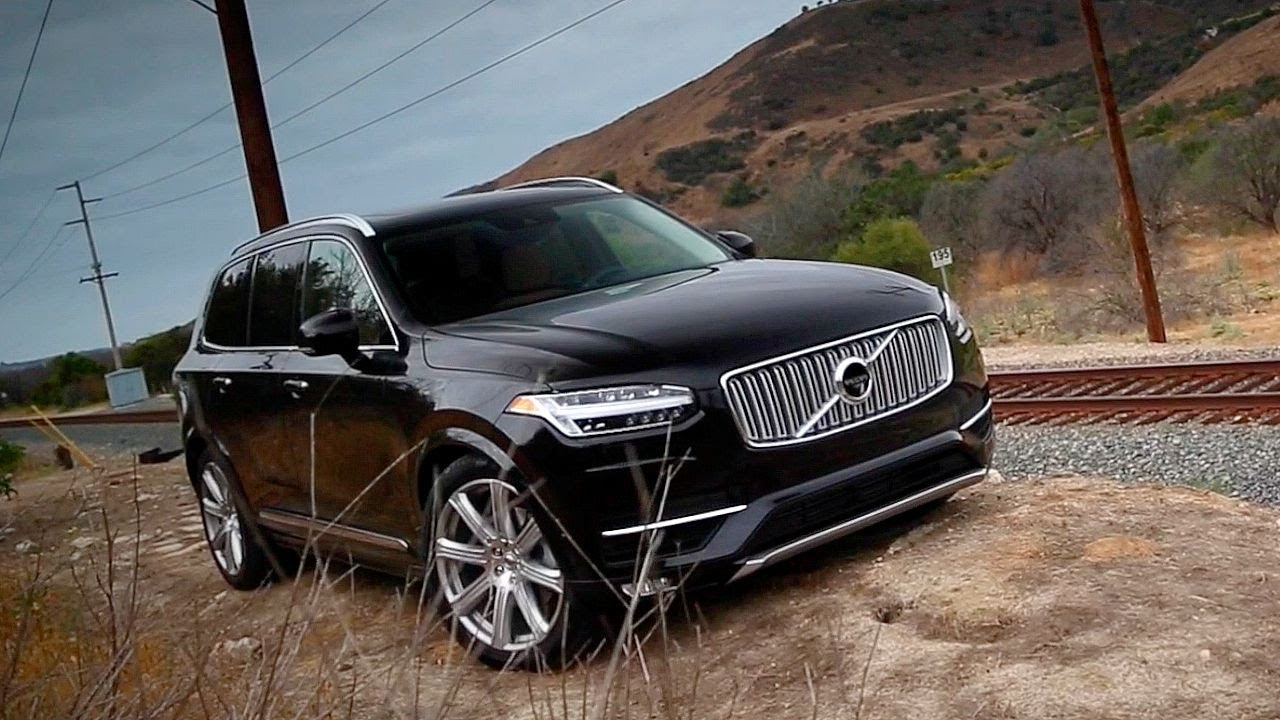 Volvo Xc90 Wallpapers HD Backgrounds