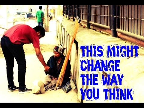 This Might Change The Way You Think (Social Experiment)
