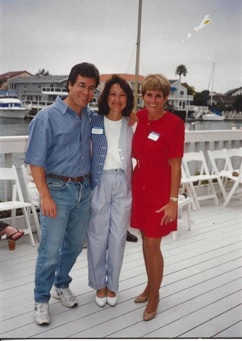 Don Grady and his wife Ginny at my Wedding receiption at