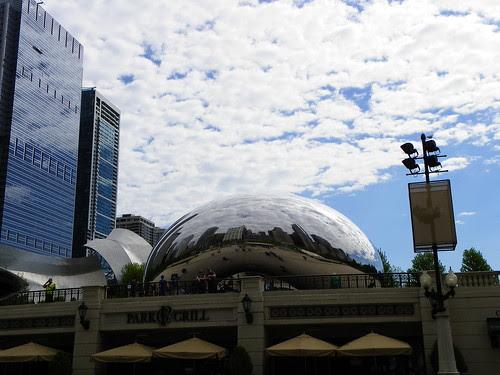 5.1.2010 Chicago Millenium Park (2)