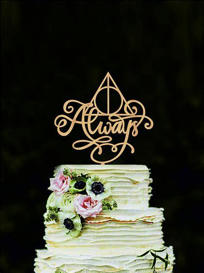 How to Plan an Elegant, Harry Potter Inspired Wedding