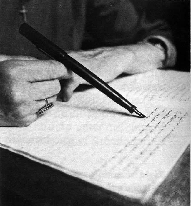 Escritura automatica ¿Qué es la escritura automática?