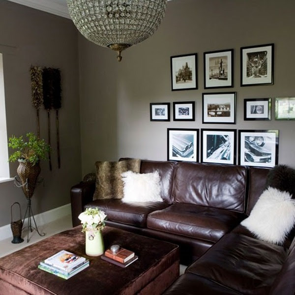 Gray living room ideas, color combinations, furniture and ...