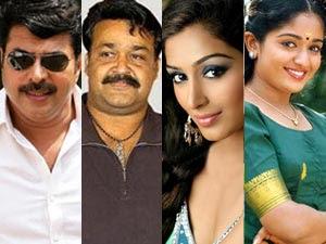 Kerala Film Chamber Bans Actors Att