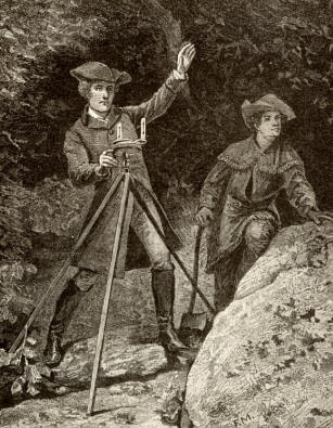 George Washington Surveyor