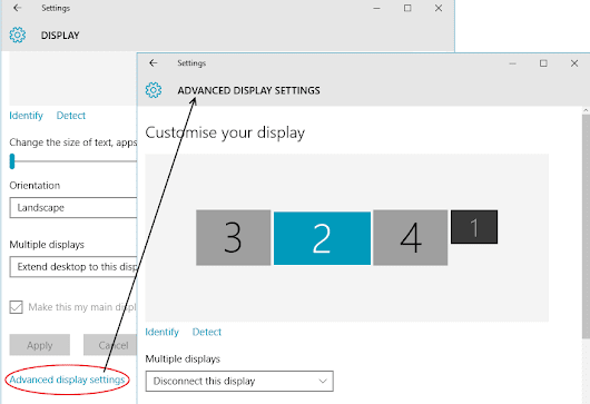 How to the Change Font Size in Windows 10