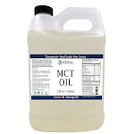 Mct Oil Certified Food And Therapeutic Grade Carrier Oil Massage Oil Hydrating Oil Hair Oil 0 Additives Pure Mct Oil (128 Ounce (1gallon))