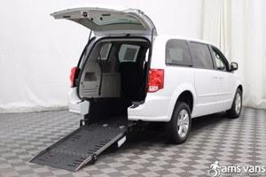 New Dodge Wheelchair Vans For Sale Blvd Com