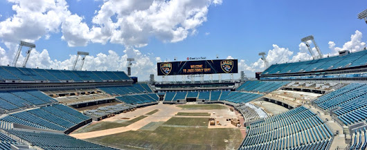 Jacksonville Jaguars Organization to Renovate Everbank Field and Surrounding Area