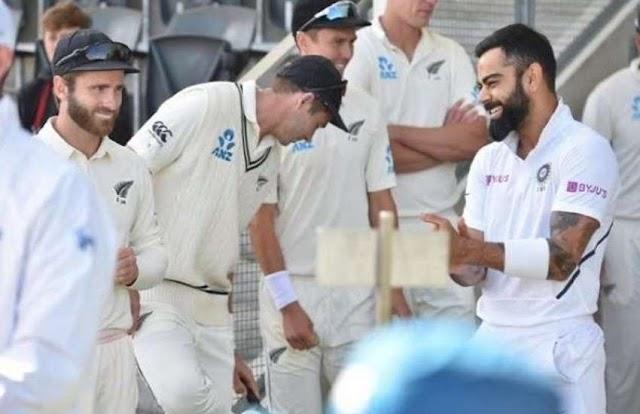भारत कोWTC फाइनल में न्यूजीलैंड को हल्के में नहीं लेना चाहिए: अगरकर