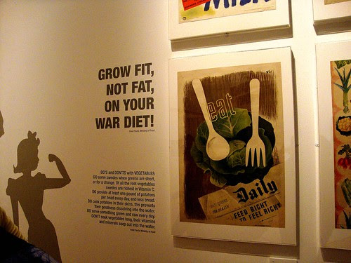 dons and donts ministry of food iwm london