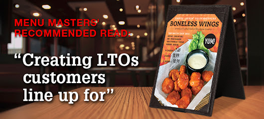 LTOs - a Boon for Restaurant Sales!