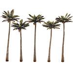 Woodland Scenics Tr3598 Large Palm Trees (5)