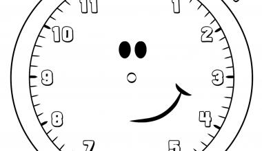 Saat şablonu Eğitimhane Sınıf öğretmenleri Için ücretsiz özgün