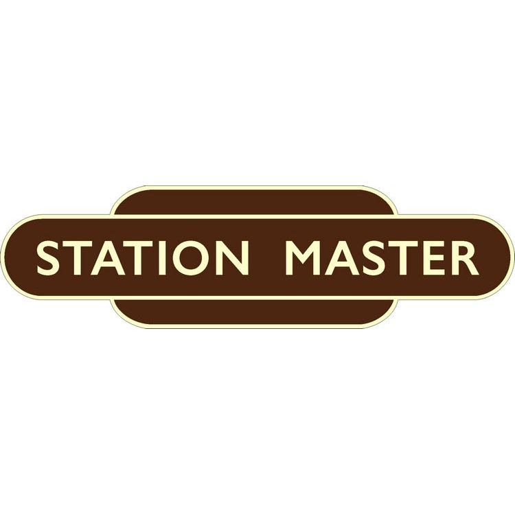 Image result for STATION MASTER