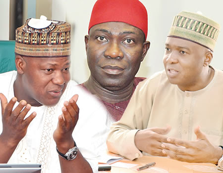 Presidency Moves To Forcibly Reconvene Senate, Impeach Saraki