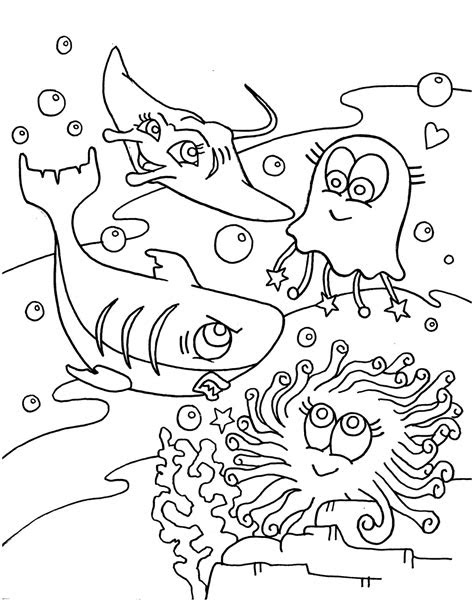 cute preschool coloring pages zoo coloring pictures