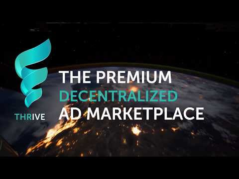 meet Thrive the upcoming decentralized google ad word competitor