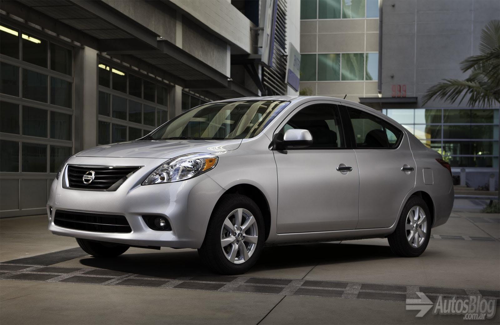 Nissan Versa 2013: Para EEUU tiene un precio que desde los 11,990 ...