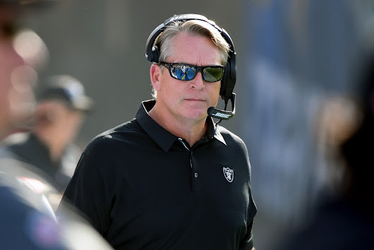 Mark Davis wastes no time firing Jack Del Rio after Raiders' loss to Chargers