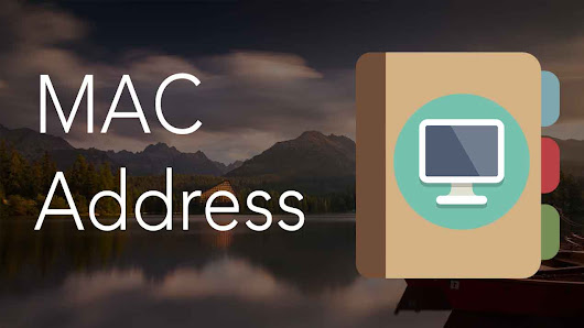 MAC Address - All you Need to Know About it | Nektony Blog