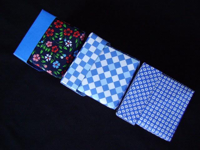 Tsuzura Origami Boxes