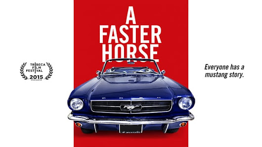 A Faster Horse: 2015 Documentary on the Ford Mustang, Now on Netflix