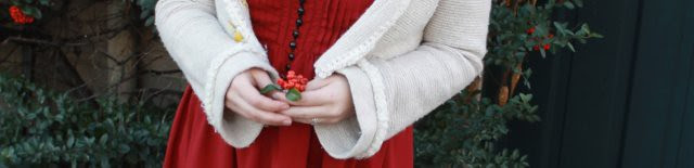 Christmas outfit: Anthopologie sweater, H&M dress, fair isle tights, vintage saddle oxfords