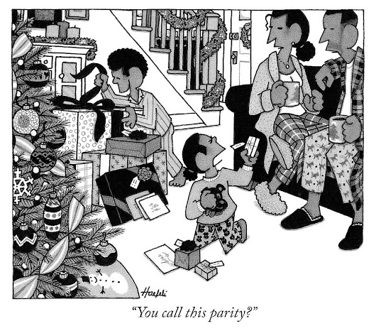 You Call This Parity by William Haefeli