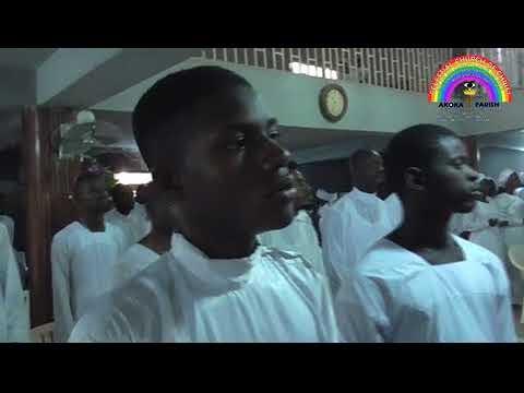 CCC Hymn 8 Jesu is calling you, oh come (English & Yoruba)