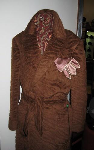 Savoia overcoat